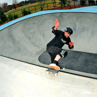 Kennesaw Skatepark Flow Course