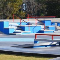 Kennesaw Skatepark Plaza