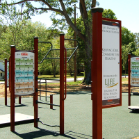 Life University Wellness Station