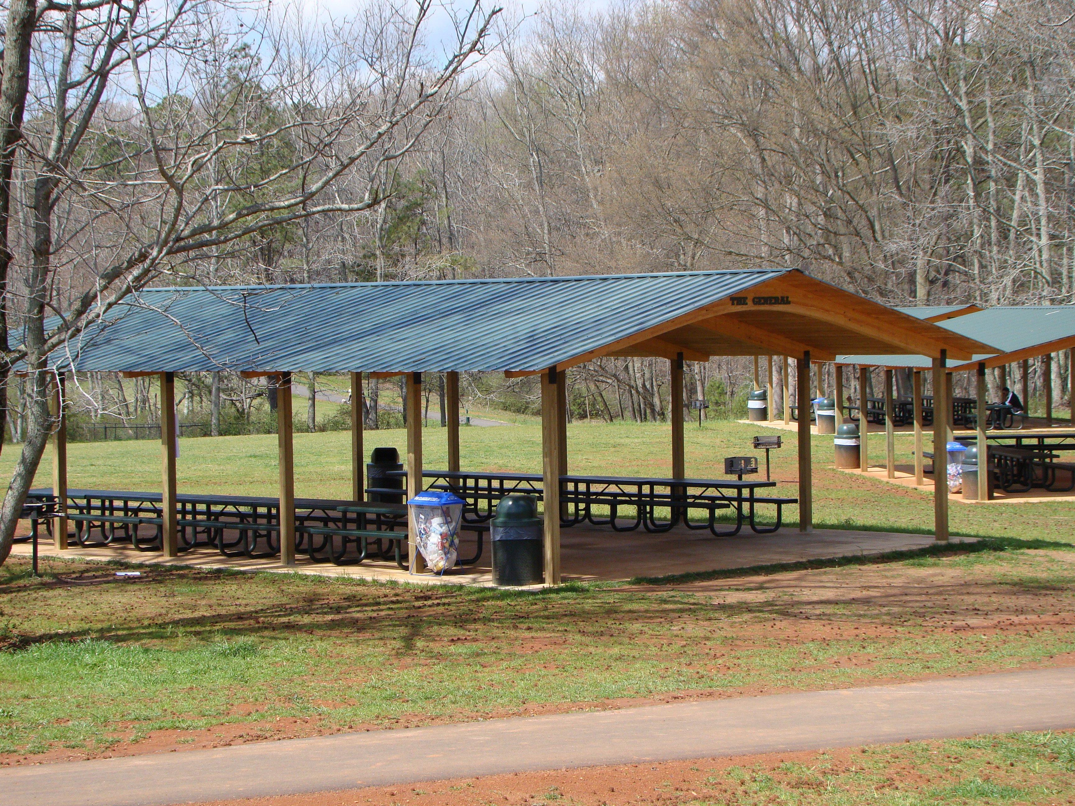 Picnic Pavilions