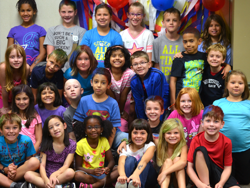 All-Star Summer Day Camp Group