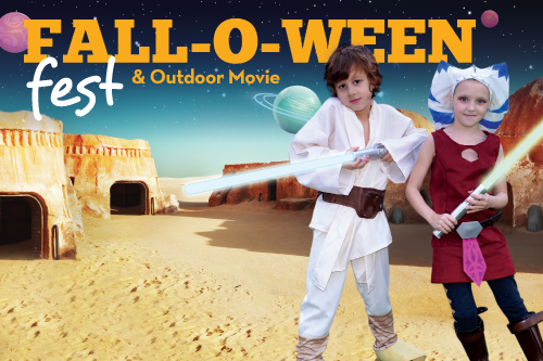Fall-O-Ween Fest & Outdoor Movie