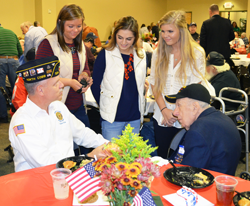 Veterans Day Luncheon @ Ben Robertson Community Center | Kennesaw | Georgia | United States