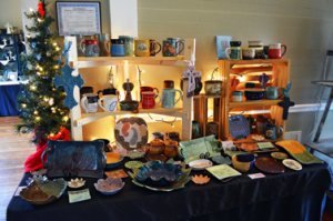 Holiday Gift Shop @ Historic Train Depot at Depot Park