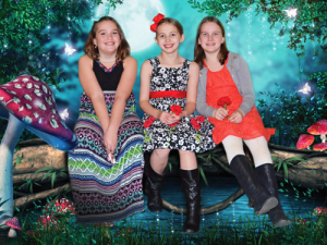 Valentine's Dance Party: Enchanted Forest @ Ben Robertson Community Center | Kennesaw | Georgia | United States