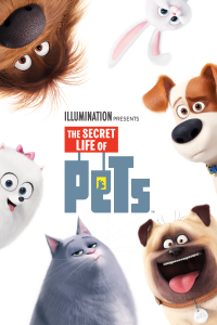 Outdoor Movie – The Secret Life of Pets @ Swift-Cantrell Park | Kennesaw | Georgia | United States