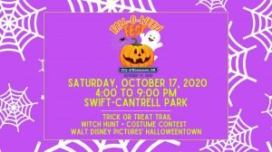 Fall-O-Ween Fest @ Swift-Cantrell Park | Kennesaw | Georgia | United States