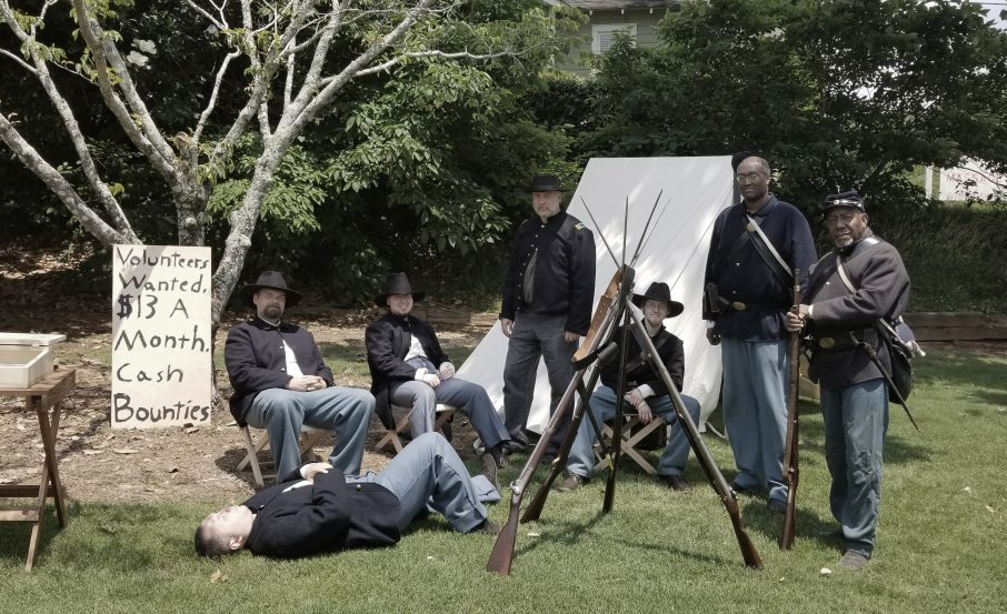 Civil War History Day photo