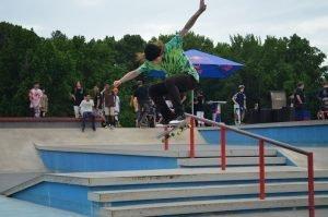 Go Skateboarding Day @ Swift-Cantrell Park