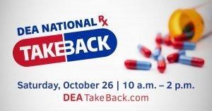Drug Take-Back Day @ CVS Pharmacy