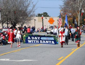 Day with Santa @ Downtown Kennesaw and Depot Park