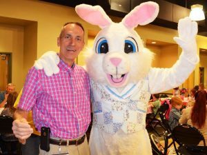 Bunny Breakfast @ Ben Robertson Community Center