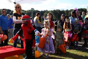 Fall-O-Ween Fest/Outdoor Movie @ Swift-Cantrell Park