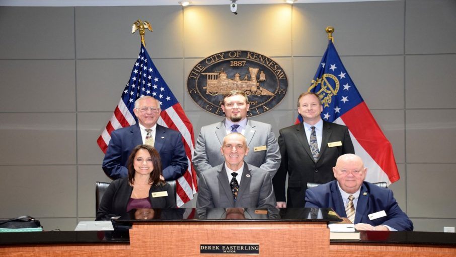 Photo of Mayor & Council
