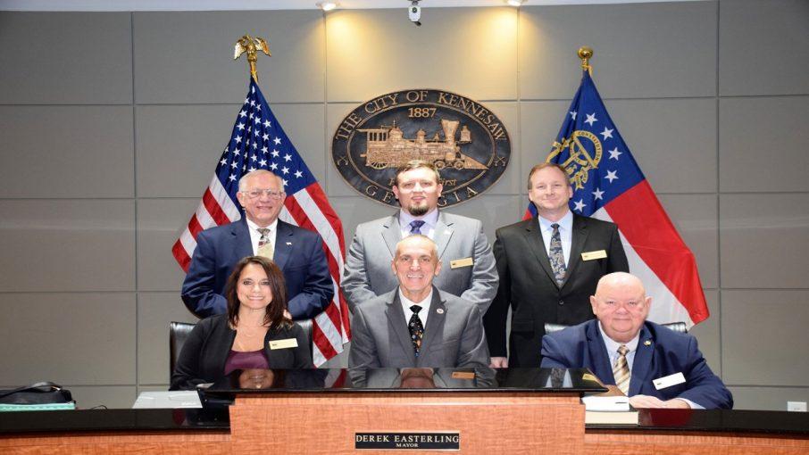 Photo of Mayor & Council