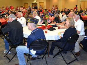 Veterans Day Luncheon @ Ben Robertson Community Center