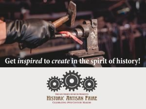 Historic Artisan Faire @ Southern Museum