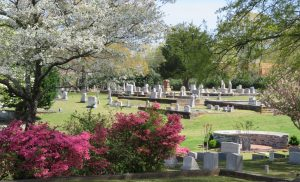 Cemetery Clean Up Day - Cancelled @ Kennesaw City Cemetery