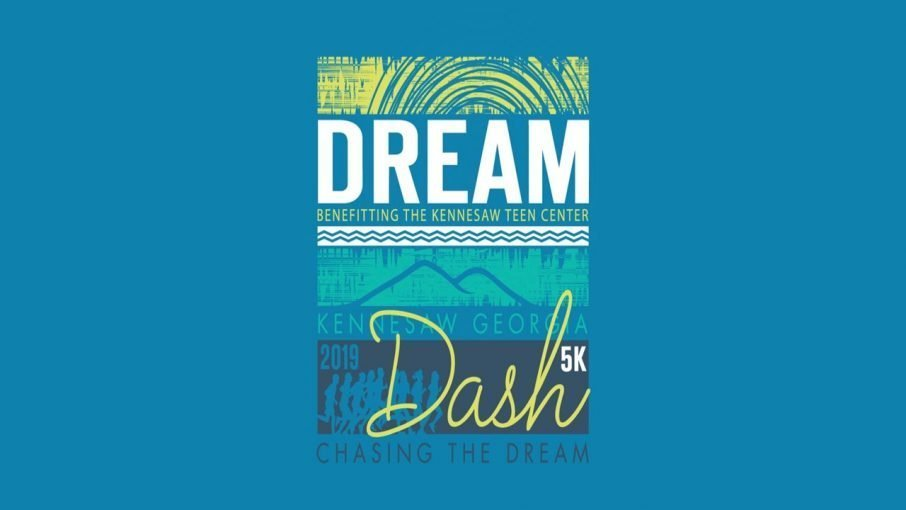 dream dash 5K logo