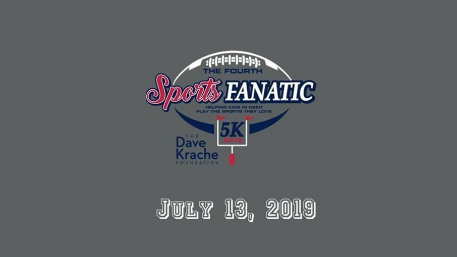sports fanatic 5K logo
