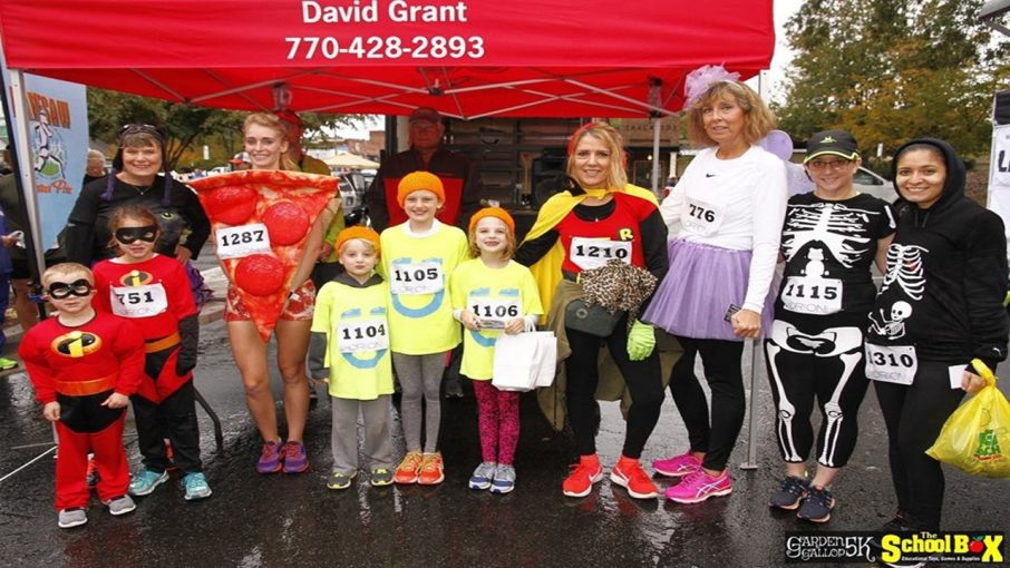 image from garden gallop 5k
