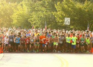 Hero Run 5K @ Downtown Kennesaw