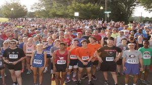 Great Locomotive Chase 5K @ Downtown Kennesaw