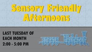Sensory Friendly Afternoons @ The Southern Museum of Civil War & Locomotive History