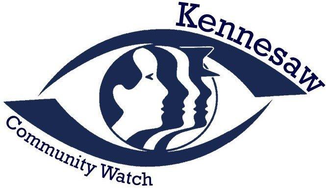 Kennesaw Community Watch Logo