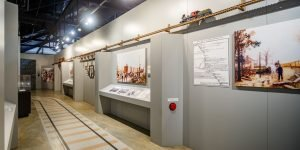 Great Locomotive Chase Gallery Tours @ The Southern Museum of Civil War and Locomotive History
