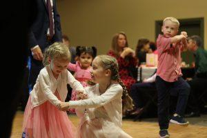 Valentine's Dance @ Ben Robertson Community Center