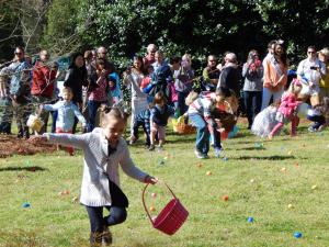 Easter Egg Hunt @ Smith-Gilbert Gardens