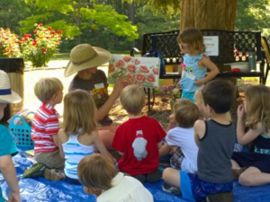 Garden Stories @ Smith-Gilbert Gardens