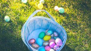 A Sense of Adventure: Egg Hunt @ Adams Park