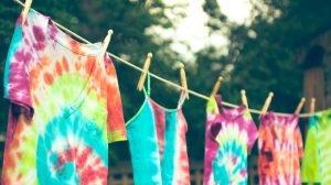 Art in the Park - Tie Dye