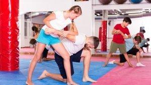 Self-Defense Class @ Ben Robertson Community Center
