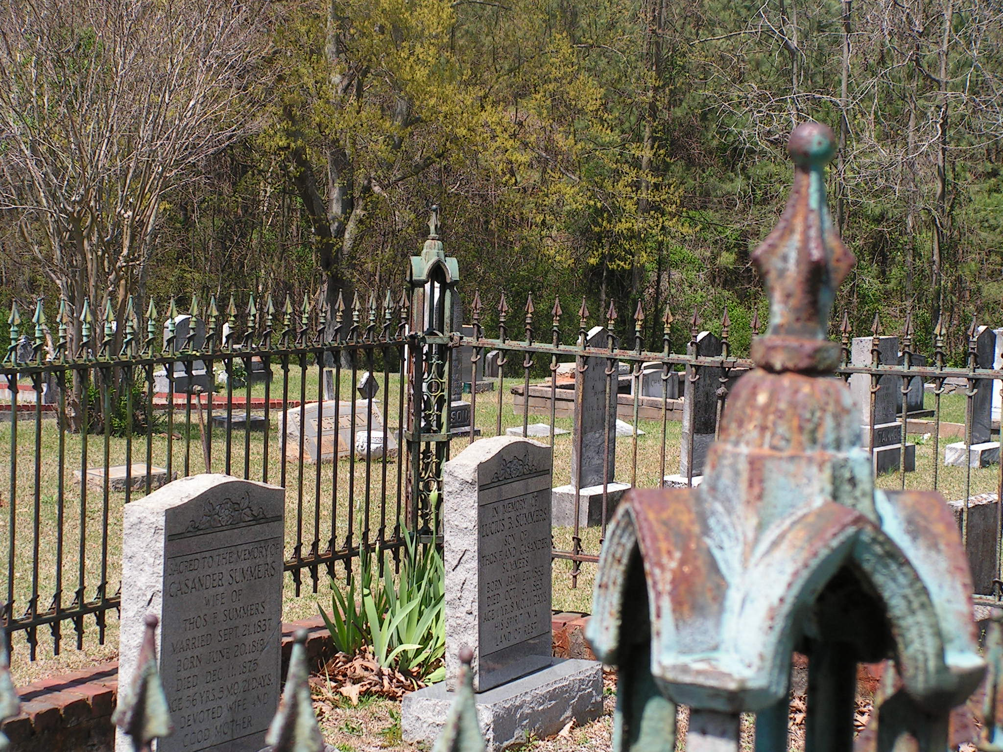 City Cemetery - City of Kennesaw
